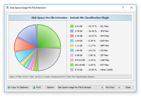 DiskBoss Data Management Solution File Classification And Organizing