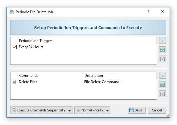 DiskBoss - Data Management Solution - Bulk File Delete and