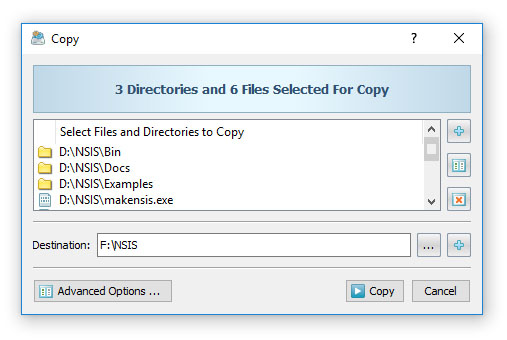 DiskBoss - Data Management Solution - File Copy and Data